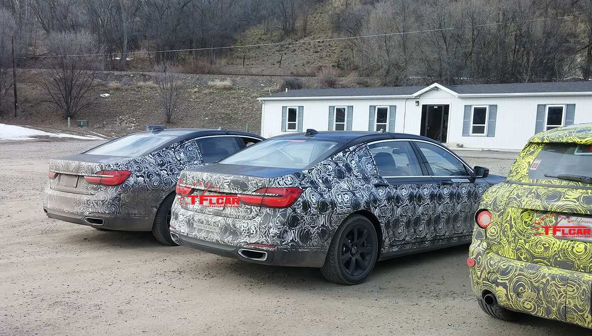 75 A Spy Shots BMW 3 Series Picture