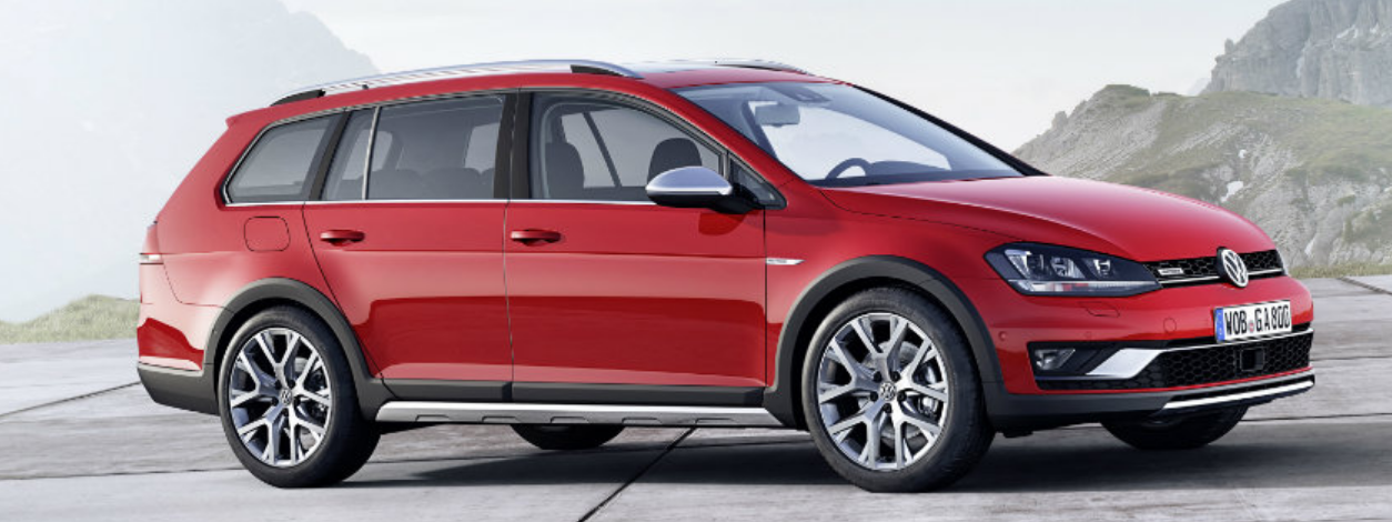 75 A Volkswagen Golf Alltrack 2020 Review