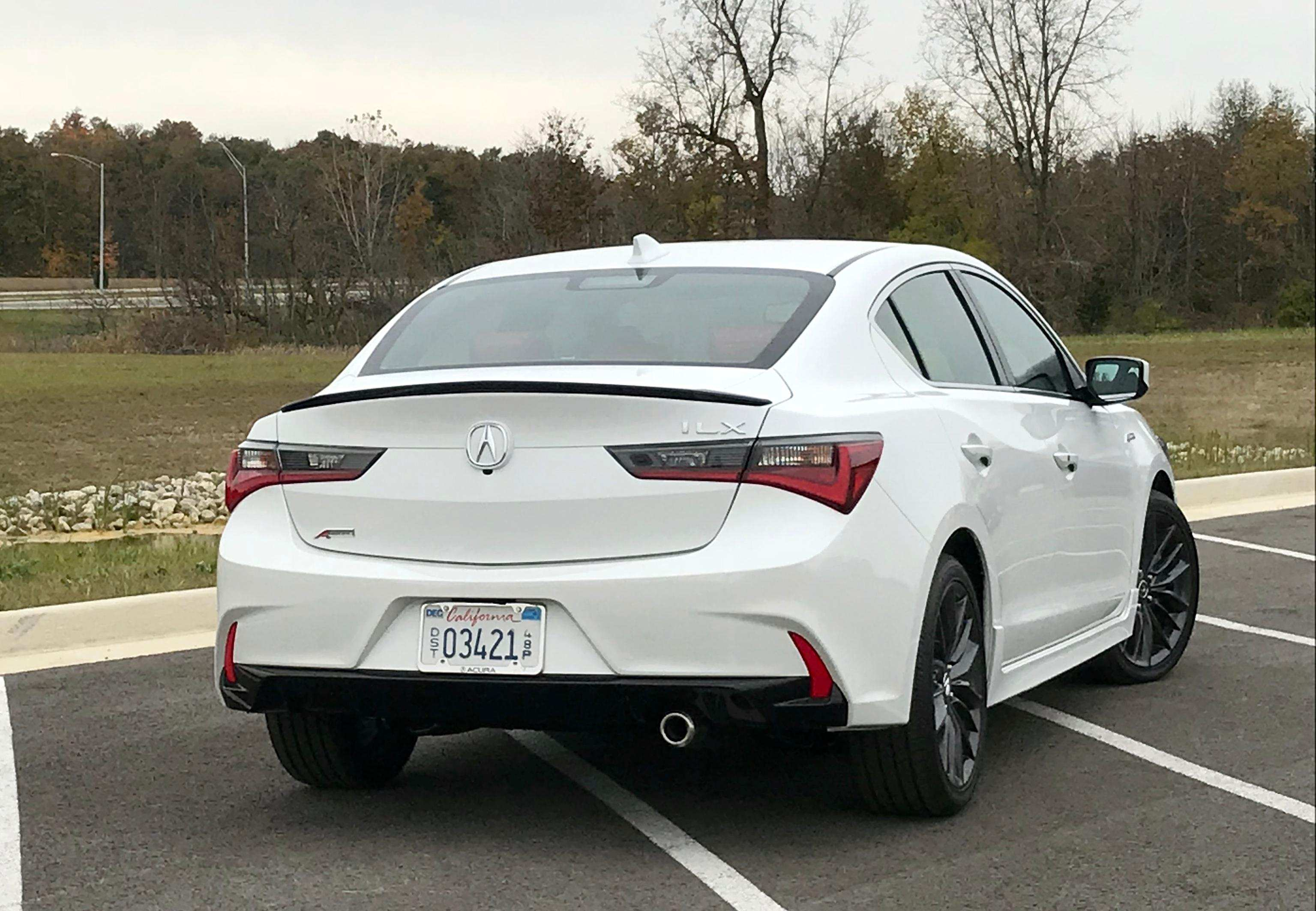 75 All New 2019 Acura ILX Performance
