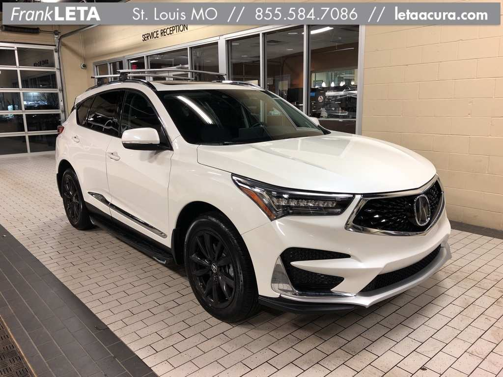 75 All New 2019 Acura RDX Price And Review
