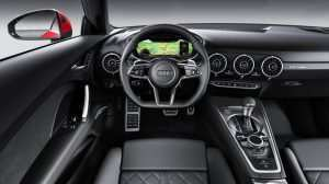 75 All New 2019 Audi TTS Interior