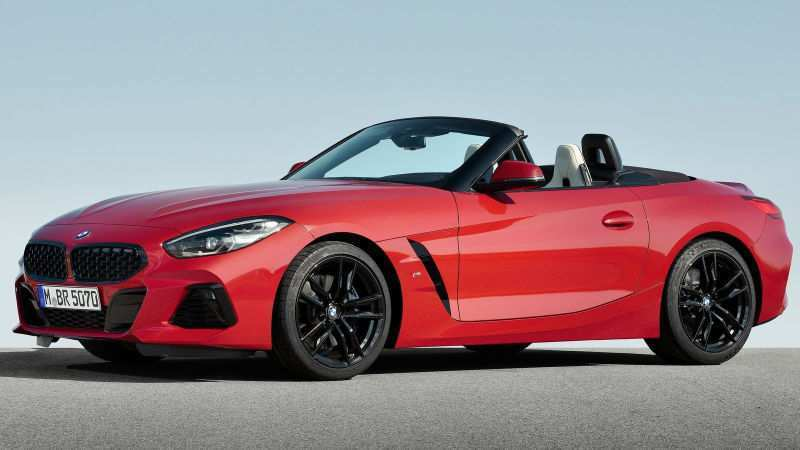 75 All New 2019 BMW Z4 Roadster Spesification