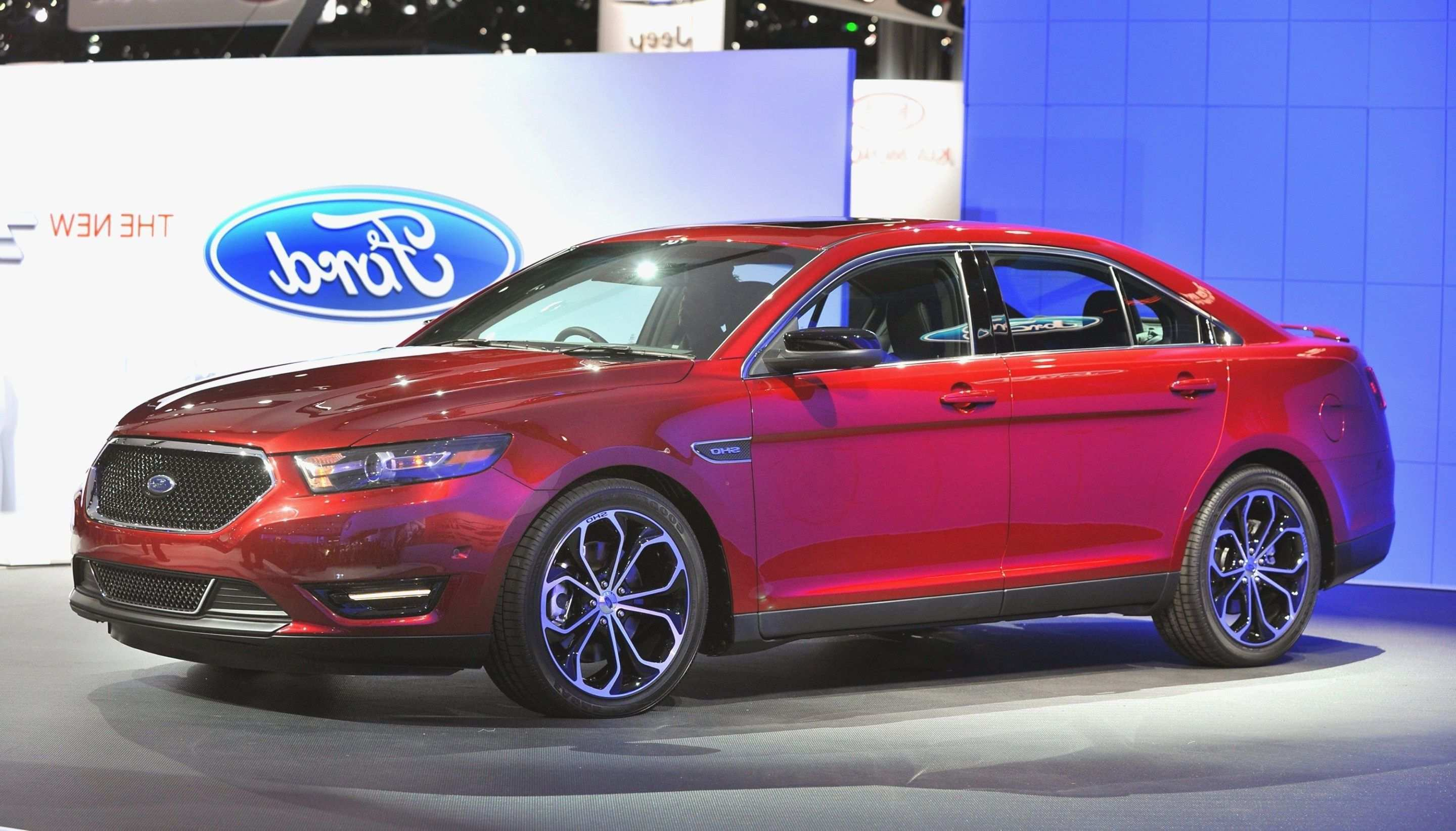 75 All New 2019 Ford Taurus Spy Release Date