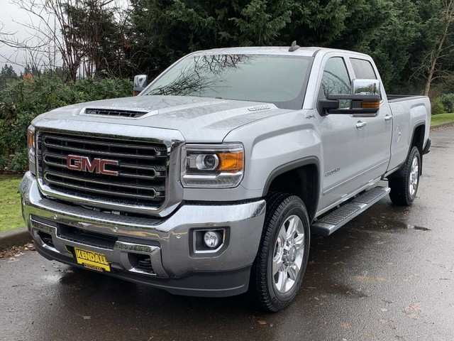 75 All New 2019 GMC Sierra 2500Hd New Model And Performance