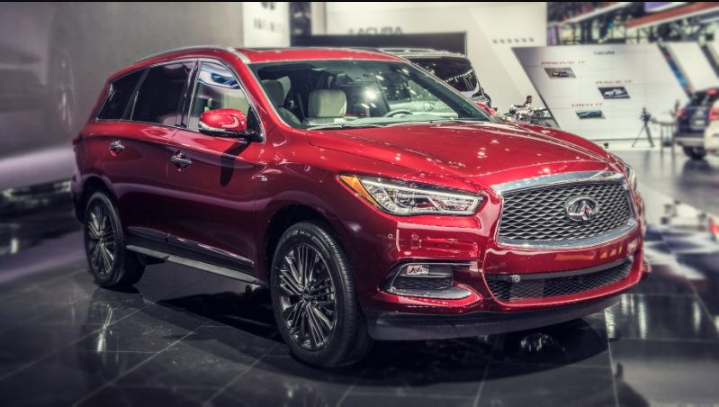 75 All New 2019 Infiniti QX60 Hybrid Images