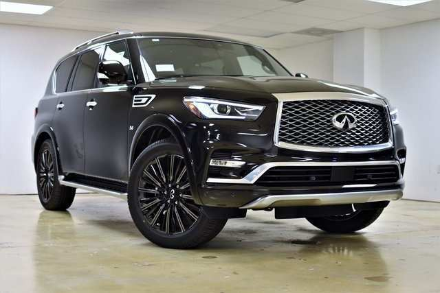 75 All New 2019 Infiniti QX80 New Review