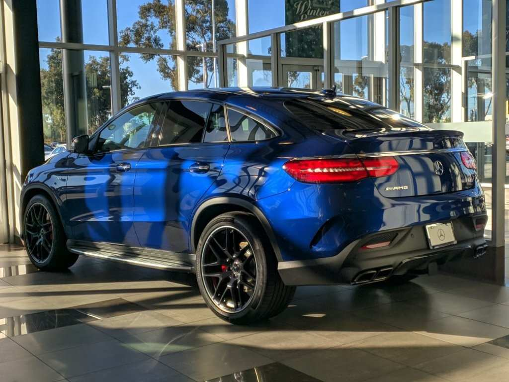 75 All New 2019 Mercedes Gle Coupe Ratings