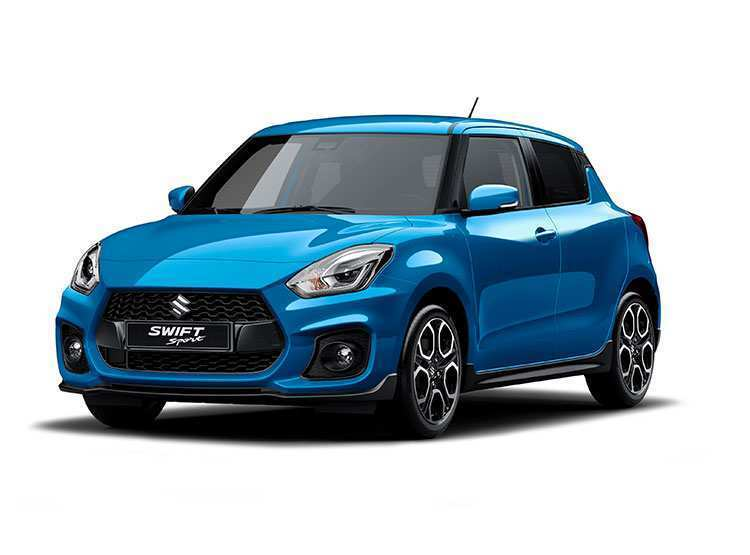 75 All New 2019 New Suzuki Swift Sport Model