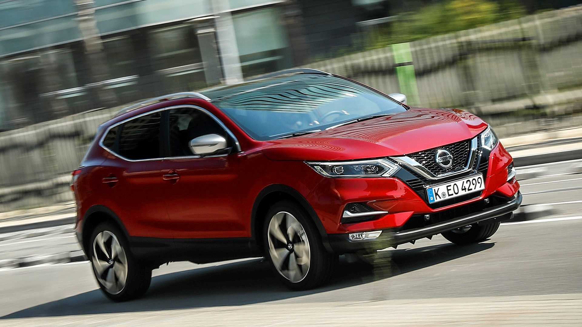 75 All New 2019 Nissan Qashqai Ratings