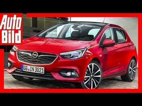75 All New 2019 Opel Corsa Speed Test
