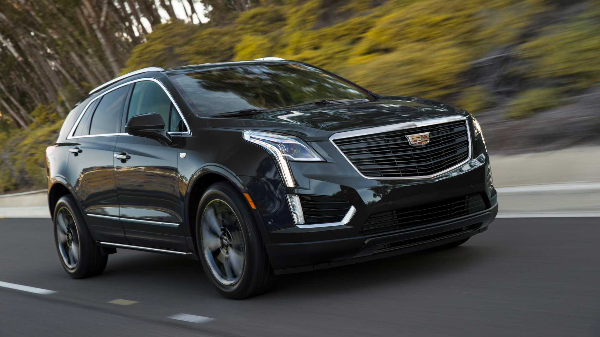 75 All New 2019 Spy Shots Cadillac Xt5 Price Design And Review