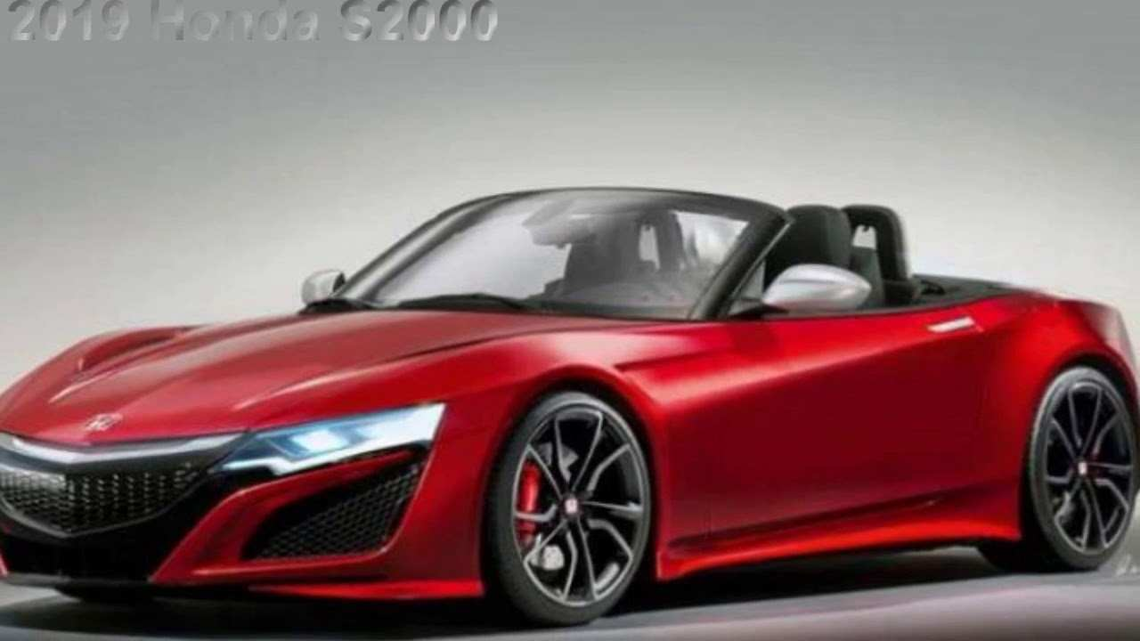 75 All New 2019 The Honda S2000 Release Date And Concept