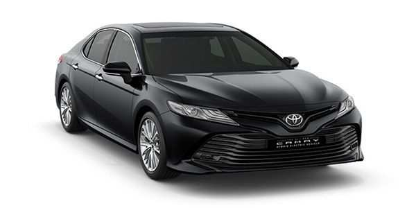 75 All New 2019 Toyota Camry Redesign And Review