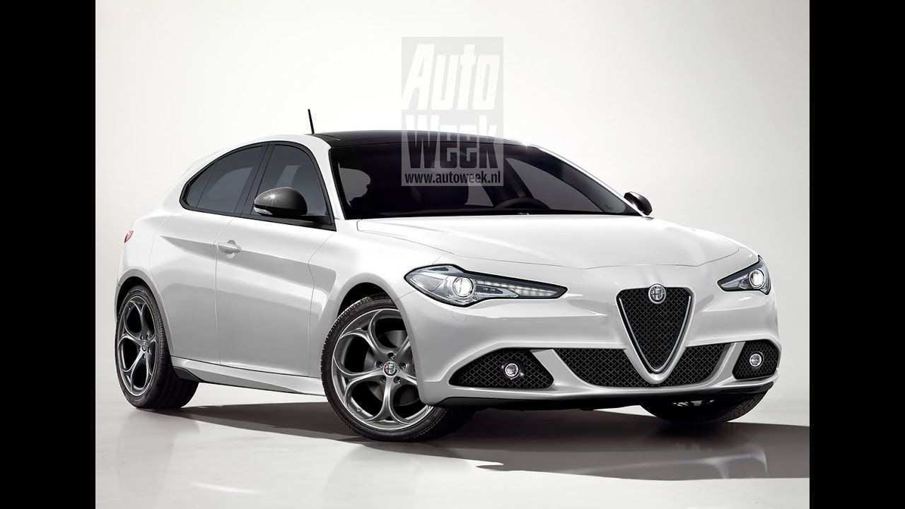 75 All New 2020 Alfa Romeo Giulia Redesign And Review