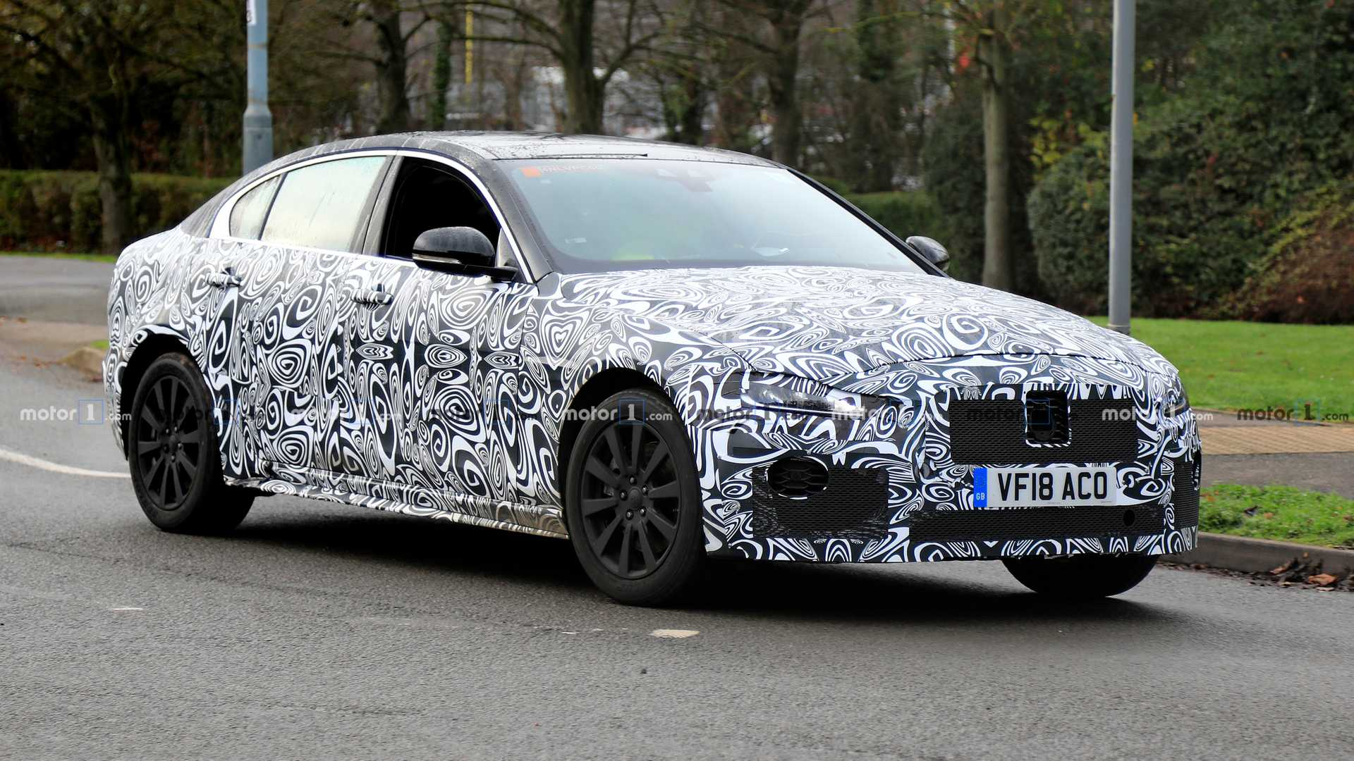 75 All New 2020 All Jaguar Xe Sedan Redesign And Review