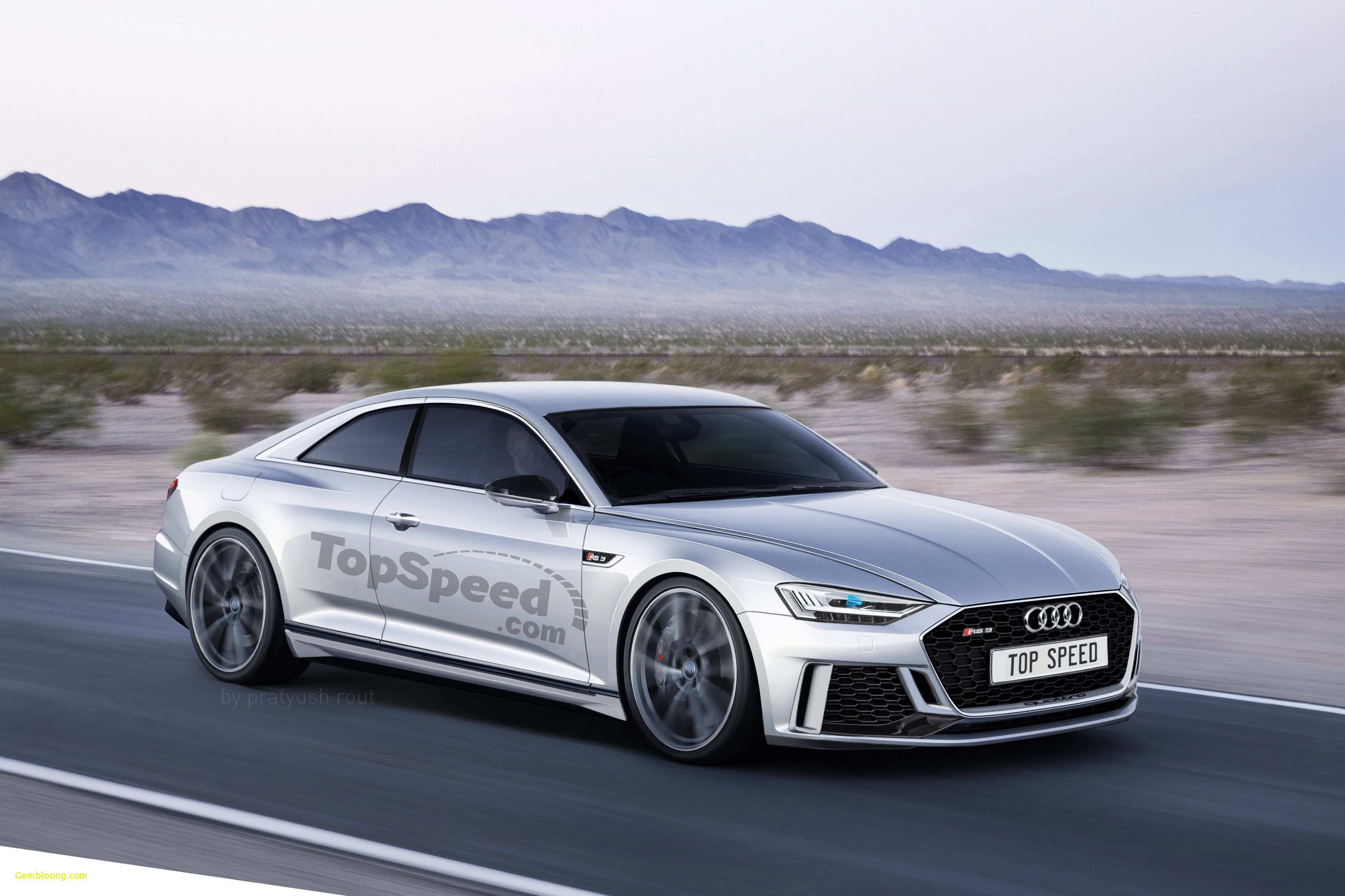 75 All New 2020 Audi Rs5 Tdi Research New