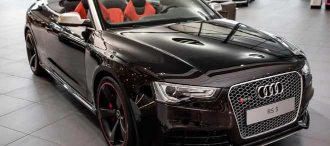 75 All New 2020 Audi S5 Cabriolet Spesification