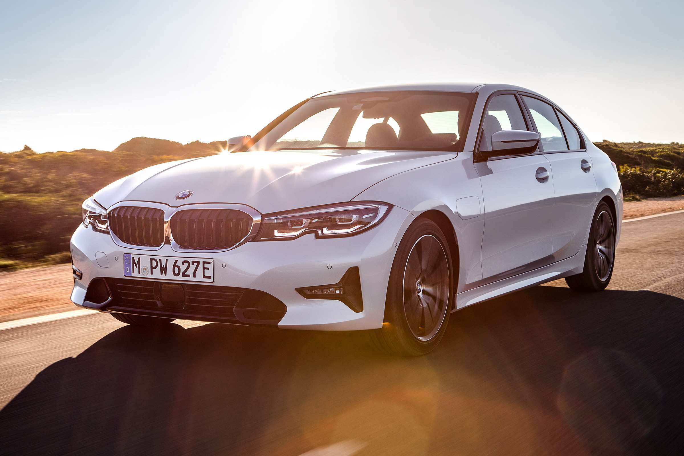 75 All New 2020 BMW 3 Series Brings Model