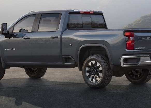 75 All New 2020 Chevrolet Silverado Ugly Redesign And Concept