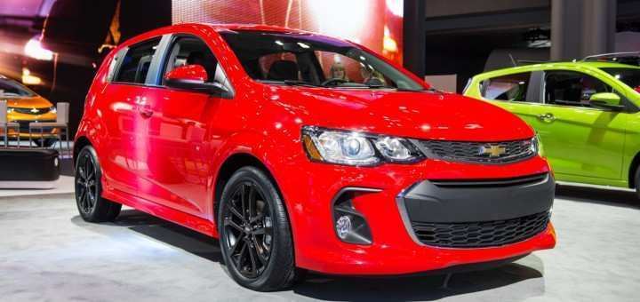 75 All New 2020 Chevy Sonic Specs