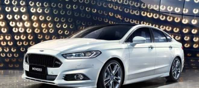 75 All New 2020 Ford Mondeo Vignale Performance
