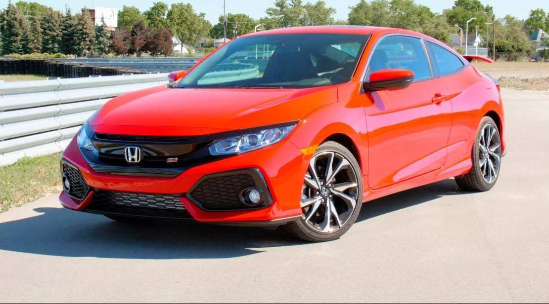 75 All New 2020 Honda Civic Si Release