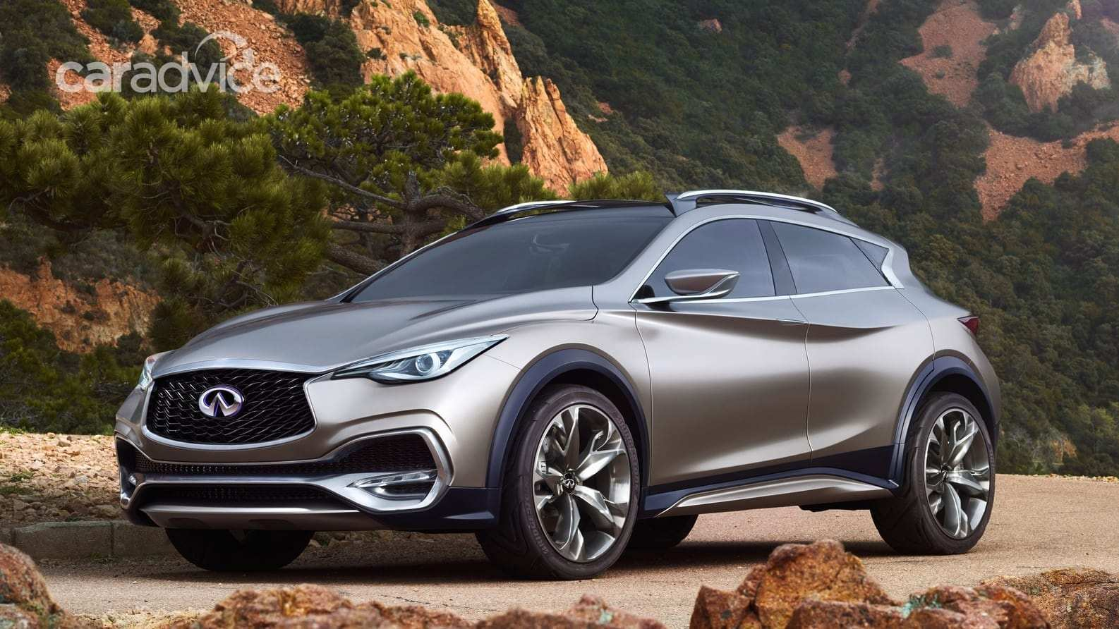 75 All New 2020 Infiniti Q30 Images