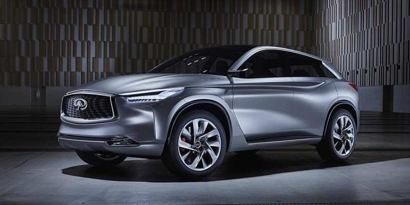 75 All New 2020 Infiniti QX70 Price And Release Date