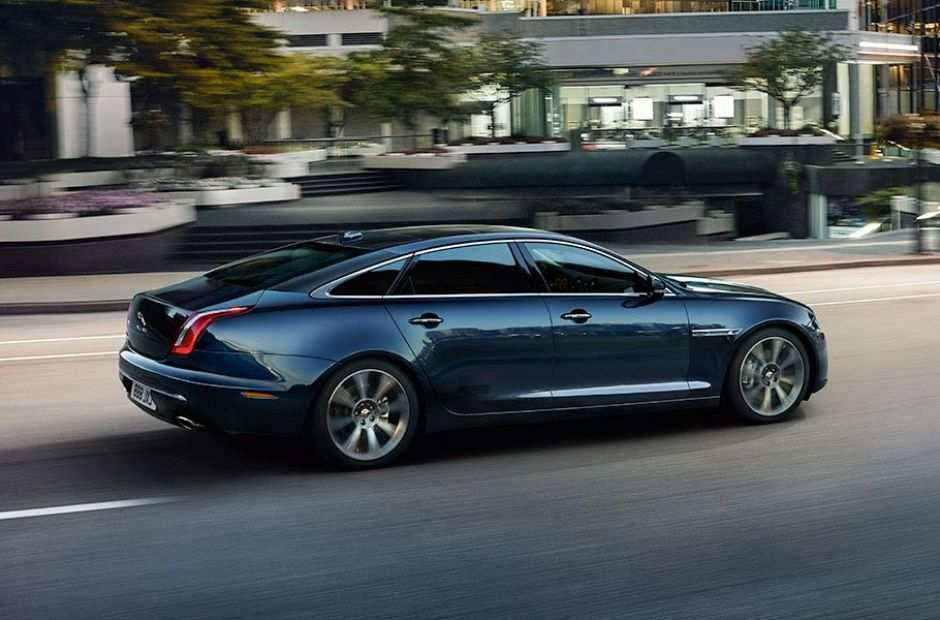 75 All New 2020 Jaguar XJ Interior