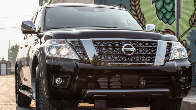 75 All New 2020 Nissan Armada Specs