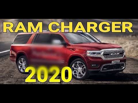 75 All New 2020 Ramcharger Specs And Review