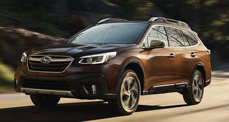 75 All New 2020 Subaru Outback Unveiling Review And Release Date