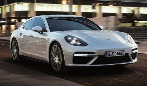 75 All New 2020 The Porsche Panamera Prices