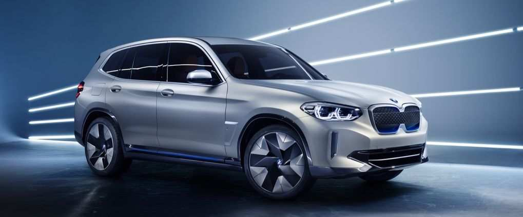 75 All New BMW Elbil 2020 New Review