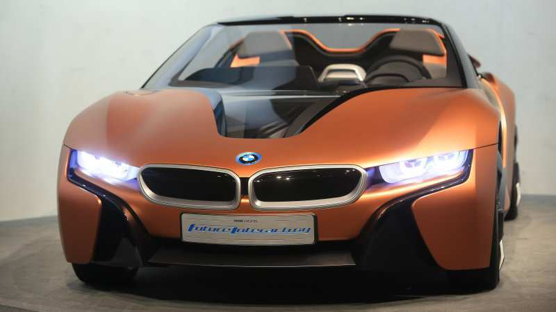 75 All New BMW Electric Models 2020 Wallpaper