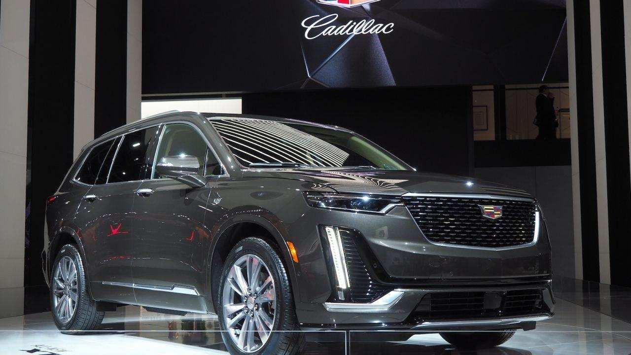 75 All New Cadillac Hybrid Suv 2020 Configurations