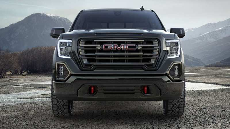 75 All New GMC At4 2020 Redesign And Review
