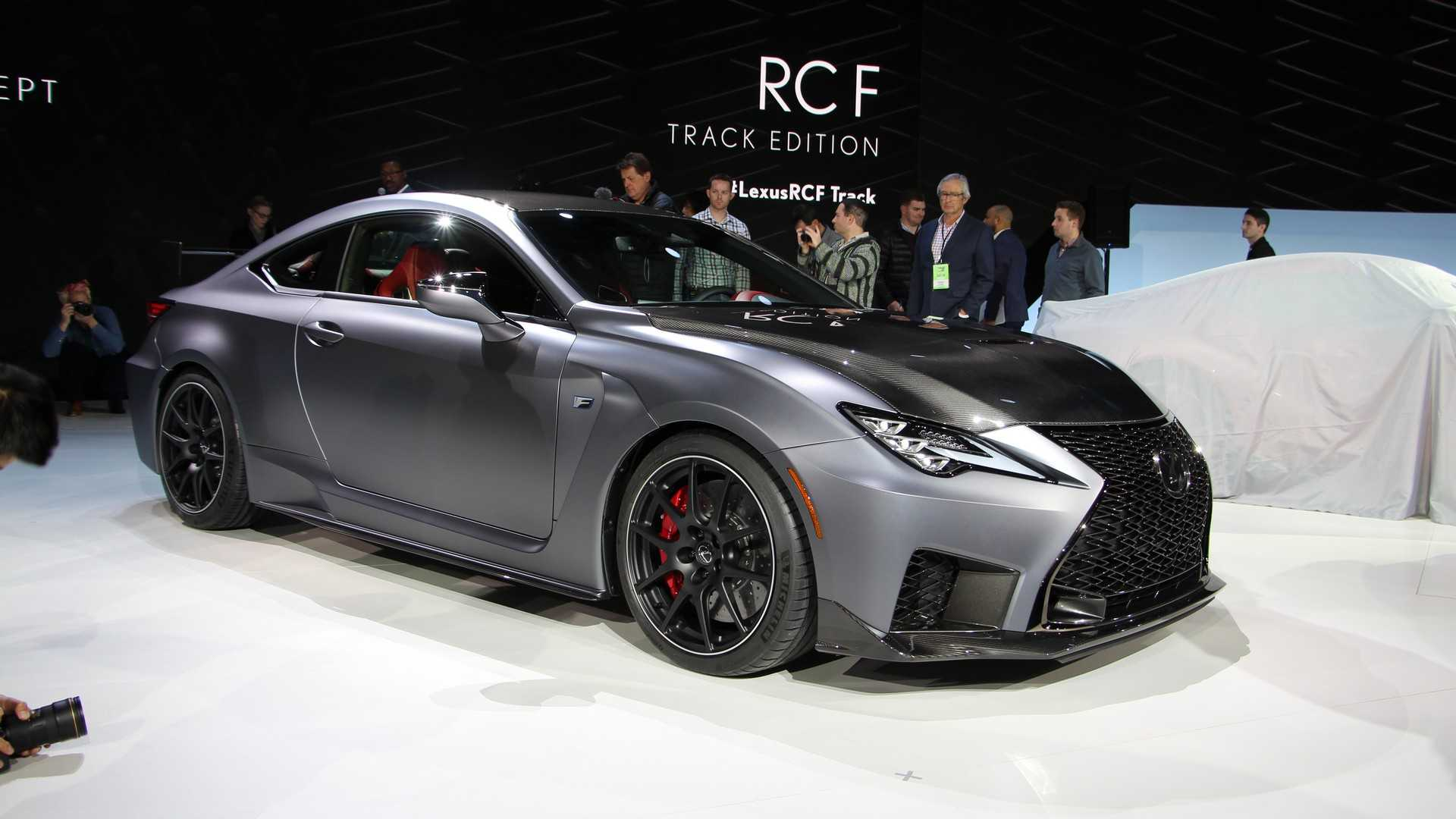 75 All New Lexus Rcf 2019 First Drive