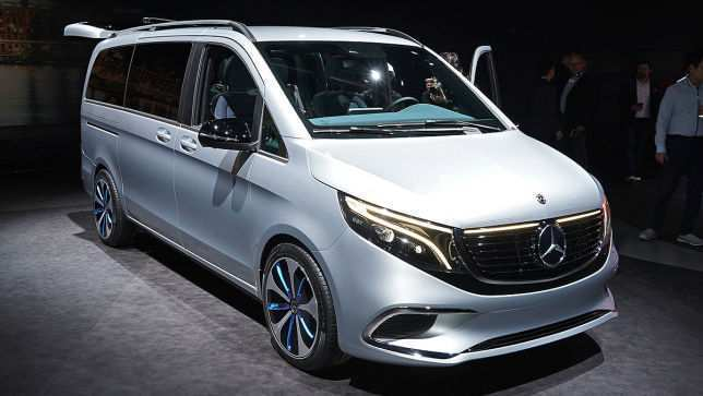 75 All New Mercedes Vito 2019 Review And Release Date
