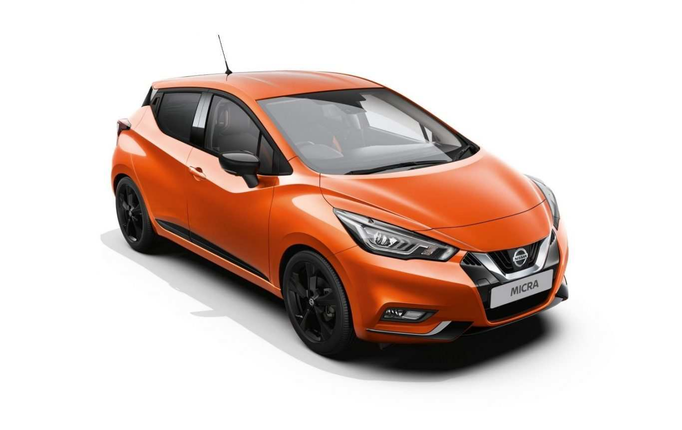75 All New Nissan Micra 2020 Overview