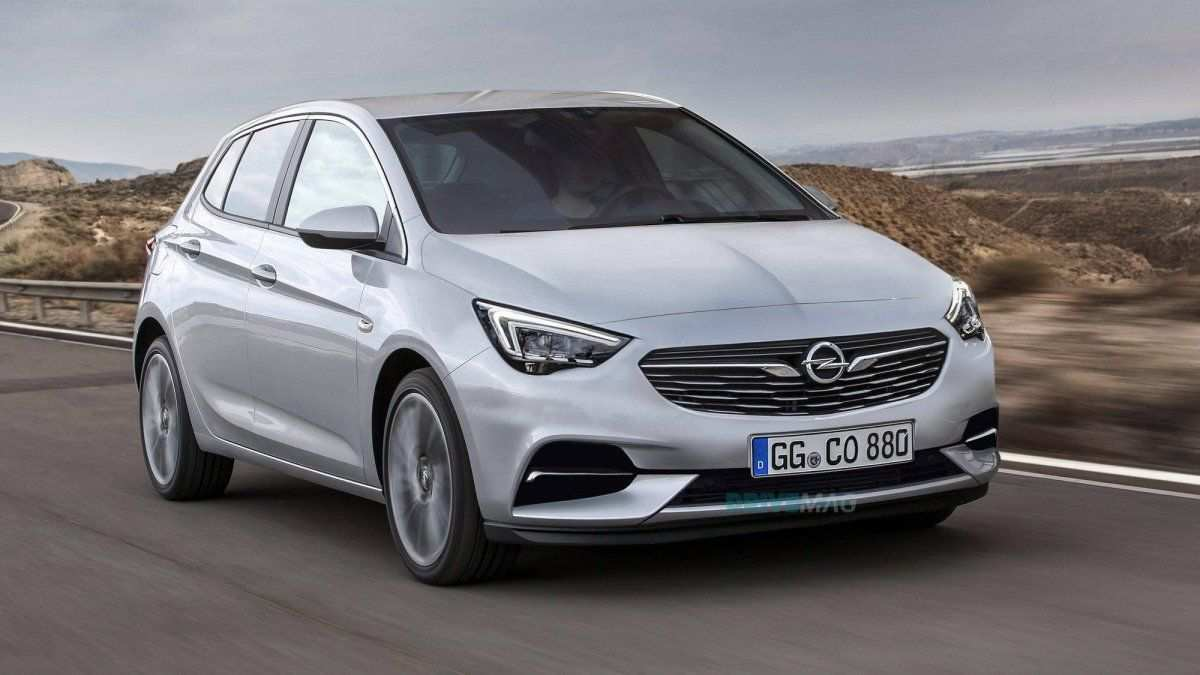 75 All New Opel Corsa F 2020 Price