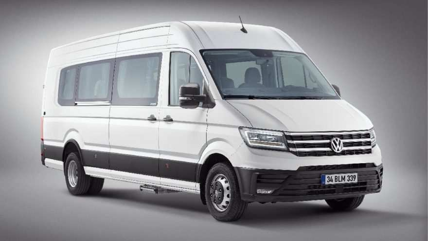 75 All New Volkswagen Crafter 2019 Engine