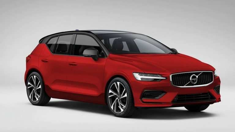 75 All New Volvo V40 2019 Interior Redesign