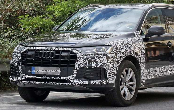 75 All New Xe Audi Q7 2020 Pictures