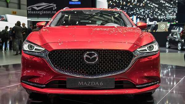 75 All New Xe Mazda 6 2020 Spy Shoot