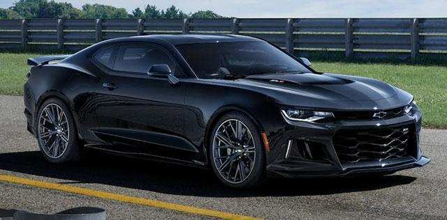 75 Best 2019 Chevy Camaro Specs And Review