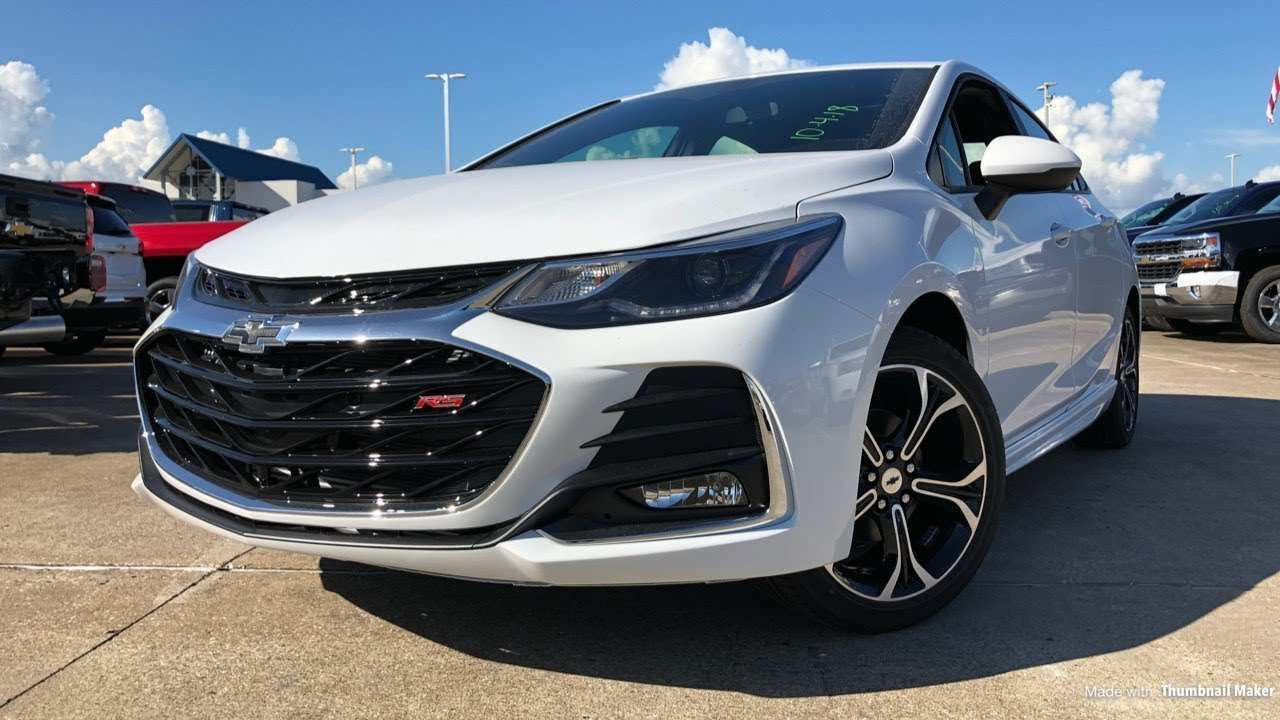 75 Best 2019 Chevy Cruze Redesign And Concept