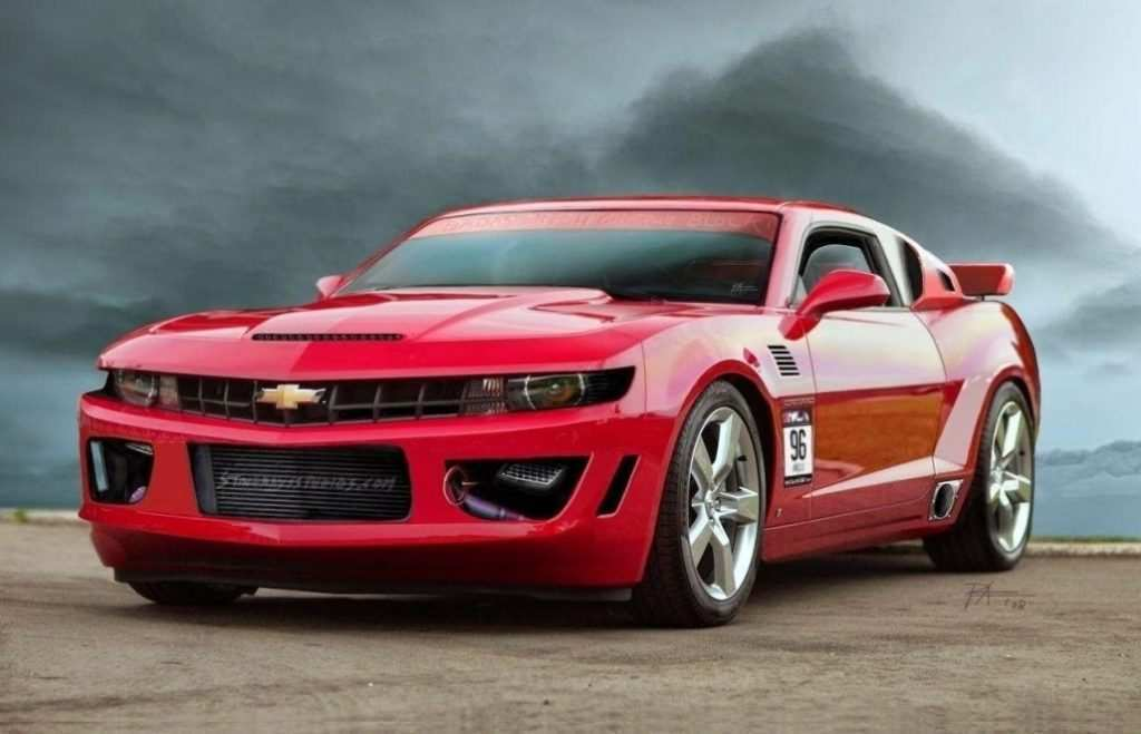 75 Best 2019 Chevy El Camino Ss Concept And Review