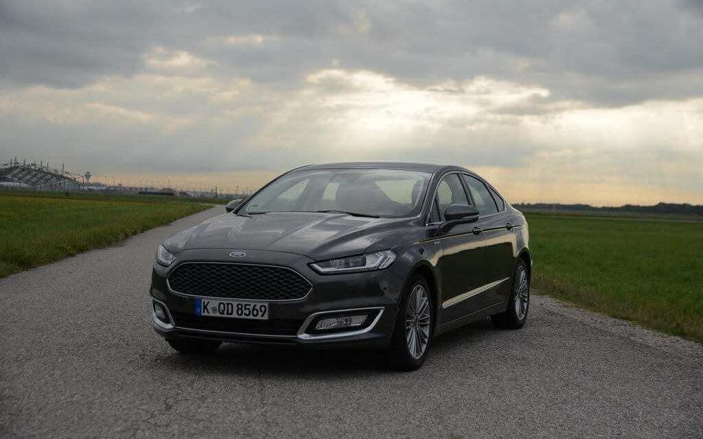 75 Best 2019 Ford Mondeo Vignale Redesign
