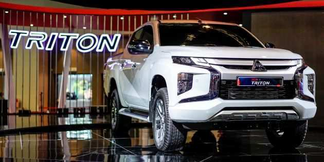 75 Best 2019 Mitsubishi Triton Redesign And Concept